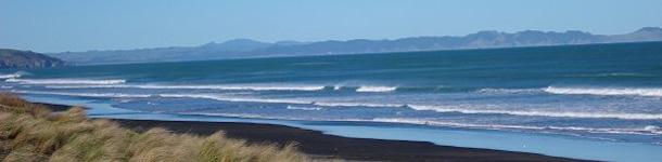 Waikato Beach