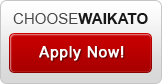 Choose Waikato: Apply Now!