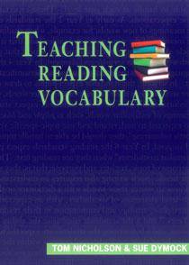 teaching reading vocab cover