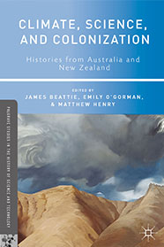 Climate, Science, and Colonization: Histories from Australia and New Zealand