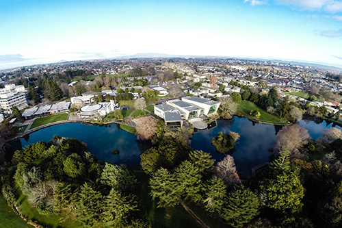 Five stars for University of Waikato