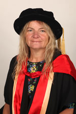 Pro Vice-Chancellor Teaching and Learning Dr Tracy Bowell