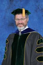 Dean of Science Professor Chad Hewitt