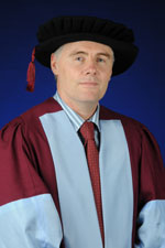 Dean of Computing and Mathematical Sciences Professor Geoff Holmes