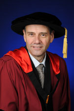 Senior Deputy Vice-Chancellor Professor Alister Jones