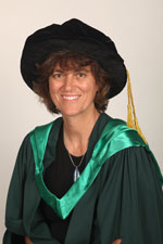 Dean of Graduate Research Professor Kay Weaver