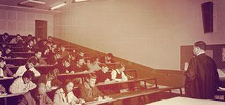 University anniversary - timeline