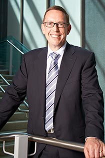 Professor Neil Quigley, Vice-Chancellor of the University of Waikato